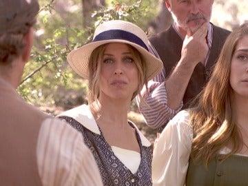 El porvenir de las mujeres y niños de Puente Viejo está en manos de Julieta