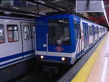 La justicia da la razón a Metro de Madrid al calificar de despido procedente al maquinista que dejó su puesto de trabajo