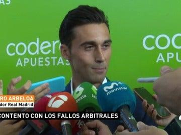 """Arbeloa: """"Los árbitros no deberían equivocarse siempre con los mismos equipos"""""""