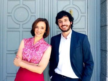 "Javier Pereira y Ana Torrent: ""Hemos sido muy felices"""