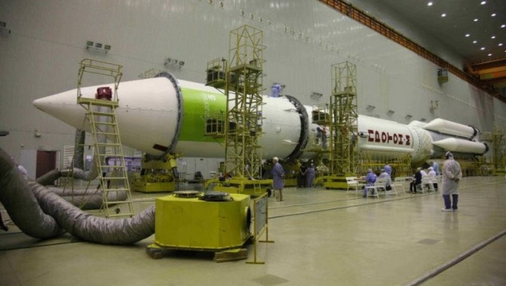 Hispasat lanza su nuevo satélite 'Amazonas 5'