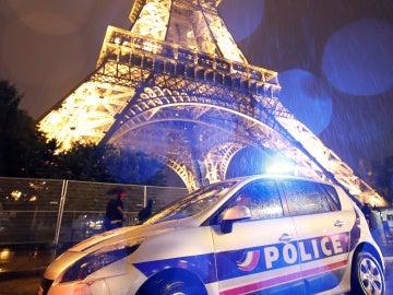 Policía, en Francia