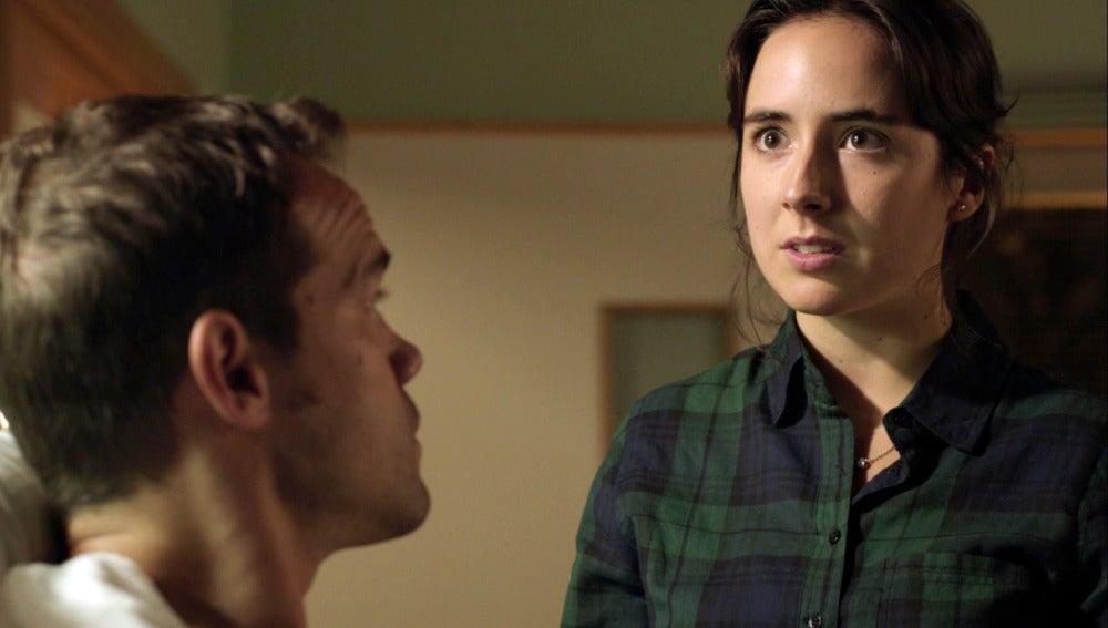Ribero rechaza a María al enterarse de su embarazo