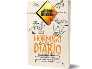 Participa en el concurso y consigue el nuevo libro de 'El Hormiguero 3.0'