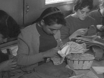 'La perfecta ama de casa' al gusto español en los años 60