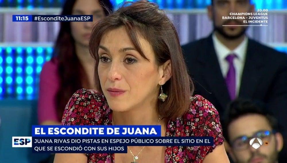 EP entrevista Juana