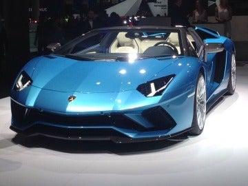 Salón del Automóvil de Frankfurt 2017, Lamborghini