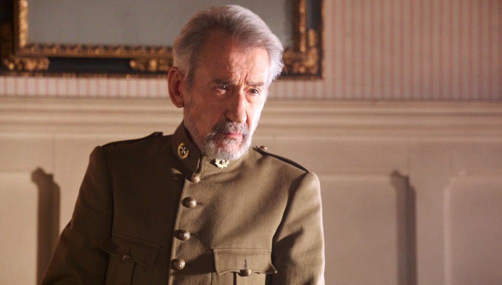 """Teniente Coronel Vicente Márquez: """"Señora Duquesa, corre usted peligro"""""""