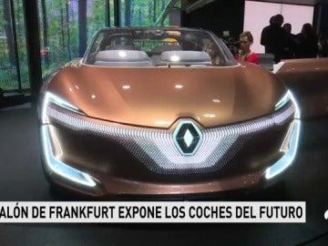 La feria del automóvil en frankfurt expone más de 2.000 nuevos modelos