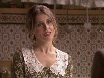 La romántica petición de matrimonio de Carmelo a Adela con final feliz