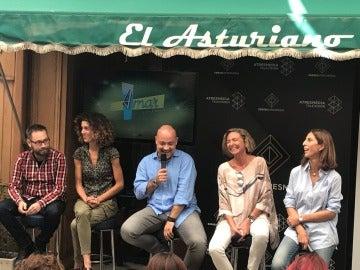 """Eduardo Casanova: """"El nuevo elenco de 'Amar' es muy potente y el resultado es maravilloso"""""""