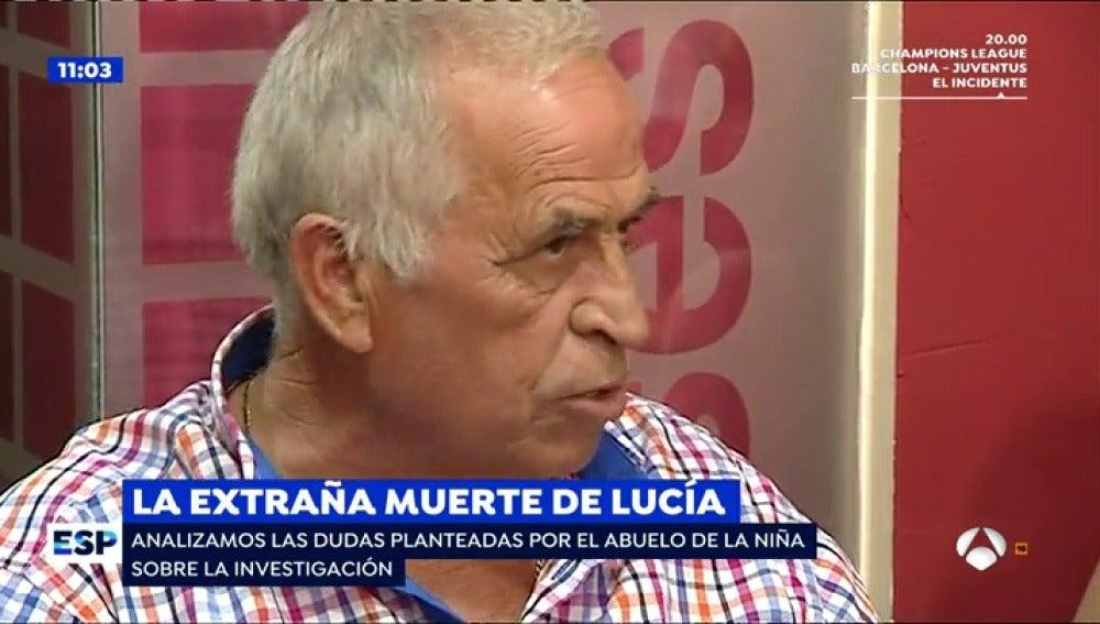 EP abuelo Lucia