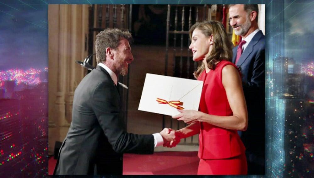 'El Hormiguero 3.0' recibe el Premio Nacional de Televisión