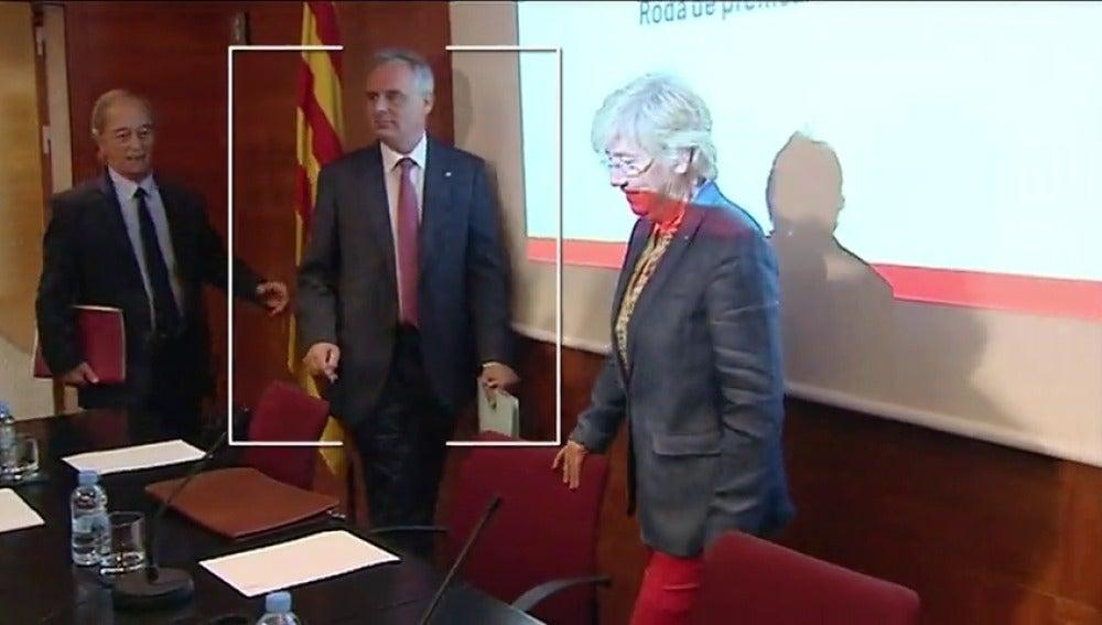 Puigdemont cesa al presidente del Consorcio de Educación de Barcelona