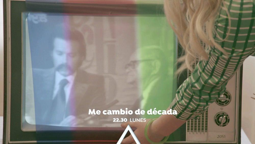 Antena 3 tv la televisi n 39 en color 39 llega a los a os 70 - Television anos 70 ...