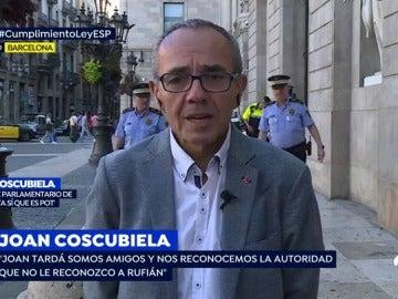 Joan Coscubiela en EP