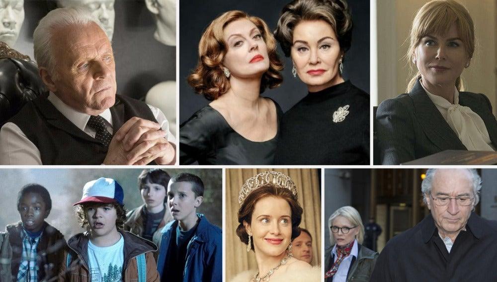 Nominaciones Premios Emmy