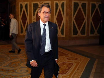 Artur Mas, expresidente de Cataluña
