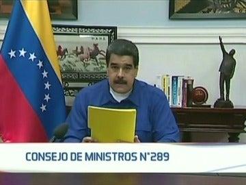 Maduro acepta la invitación de Zapatero para reanudar diálogo con la oposición