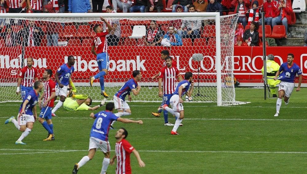 Sporting de Gijón - Oviedo
