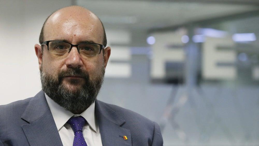 Presidente de CSIF