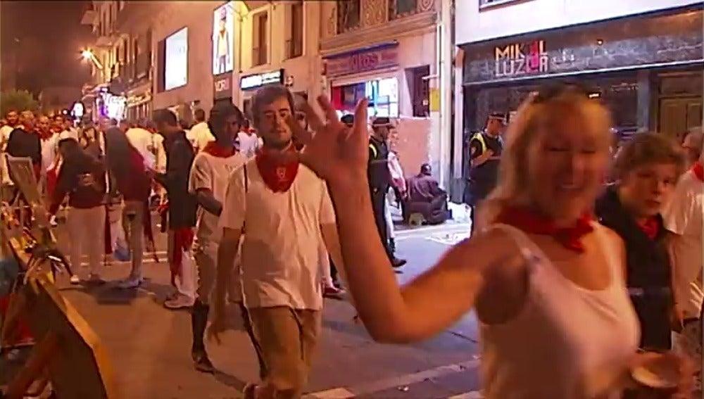 Detenido un hombre en Pamplona por una presunta agresión sexual a una menor