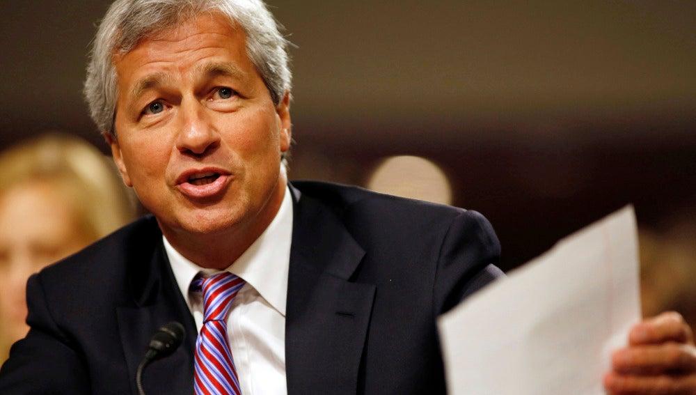 Dimon, de JP Morgan, no confía en el bitcoin