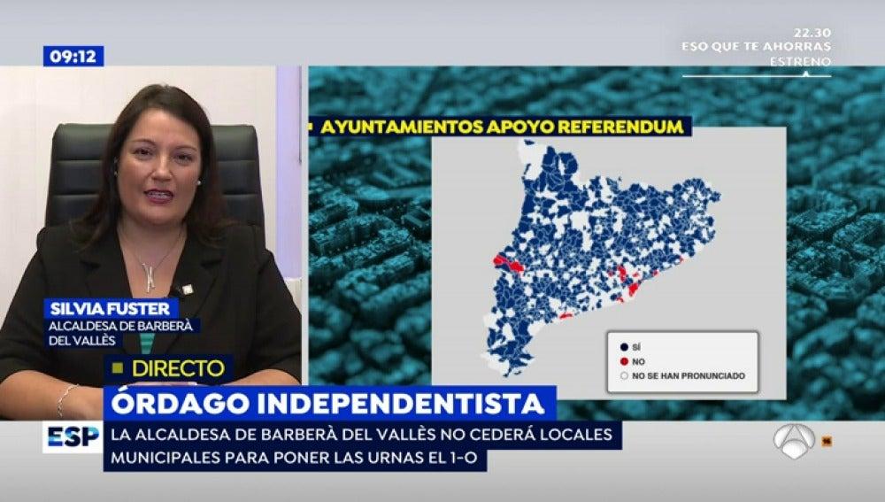Alcaldesa de Barberá del Vallés