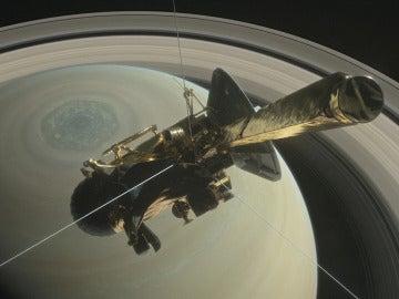 La misión Cassini se prepara para su gran final, que tendrá lugar este viernes