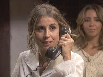 Adela confiesa algo impensable ante su hijo Ulpiano