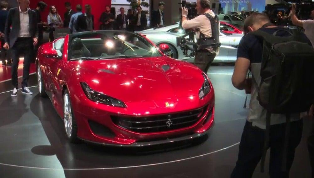 El Salón del Automóvil de Frankfurt abre sus puertas al público