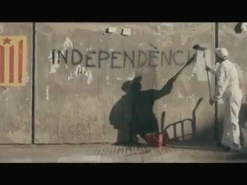 Lanzan un nuevo 'spot' del referéndum durante el primer acto de campaña pese a la prohibición del Tribunal Constitucional