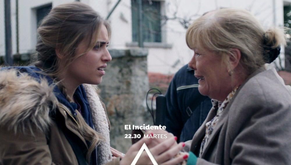 Esther recuperará la vista en mitad de los extraños sucesos en el tercer capítulo de 'El Incidente'