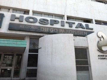 Hospital regional Diego paroissien (Argentina)