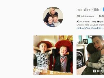 Perfil de Instagram de Charlie Beswick