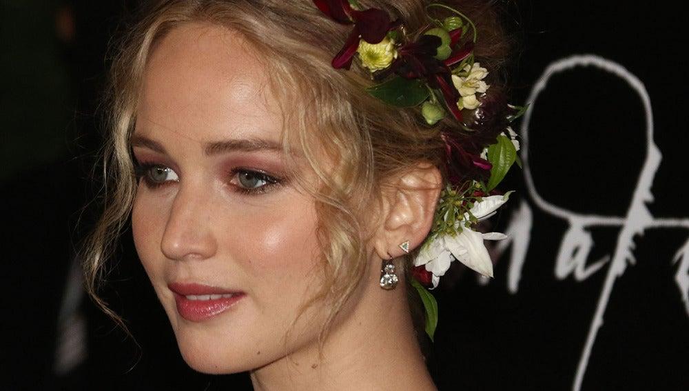 Jennifer Lawrence, espectacular en la premiere de 'Madre!' en Nueva York