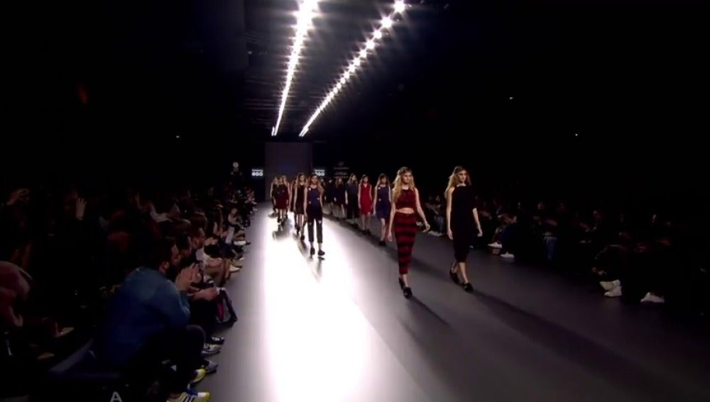 Tradición y juventud se contraponen en la Semana de la Moda de Madrid