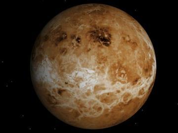 Así es Venus