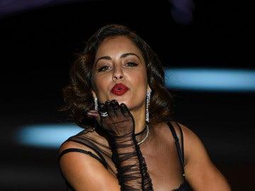 Hiba Abouk, la nueva reina de las pasarelas