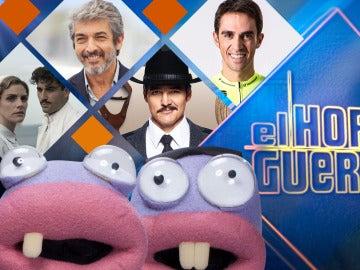 Ricardo Darín, Amaia Salamanca y Álex García, Pedro Pascal y Alberto Contador se divertirán en 'El Hormiguero 3.0' la próxima semana