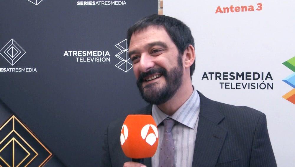 """Jacobo Dicenta: """"Arturo se va a llevar muy mal con Marta Novoa"""""""