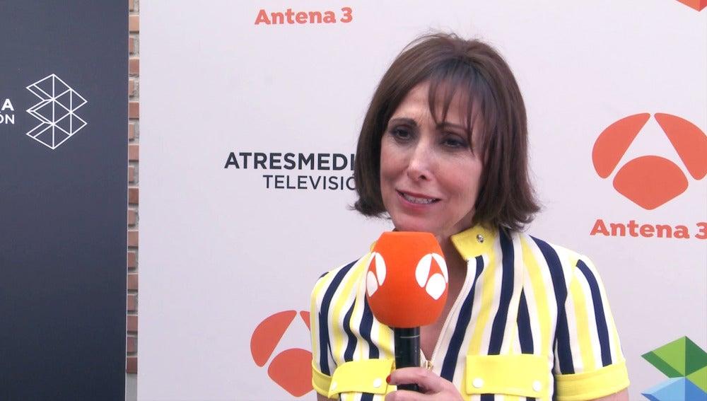 """María Barranco: """"Teresa siempre está defendiendo los derechos de las mujeres"""""""