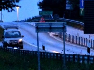 Detenido un hombre de 45 años con una furgoneta cargada de explosivos en Suecia