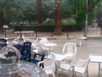 Fuertes tormentas