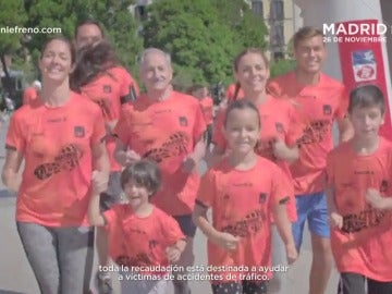 Ponle Freno convoca su 9ª carrera popular en Madrid