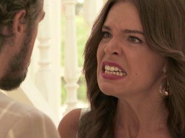 """María, muy decepcionada con Rubén: """"Lo que has hecho es propio de un enfermo"""""""