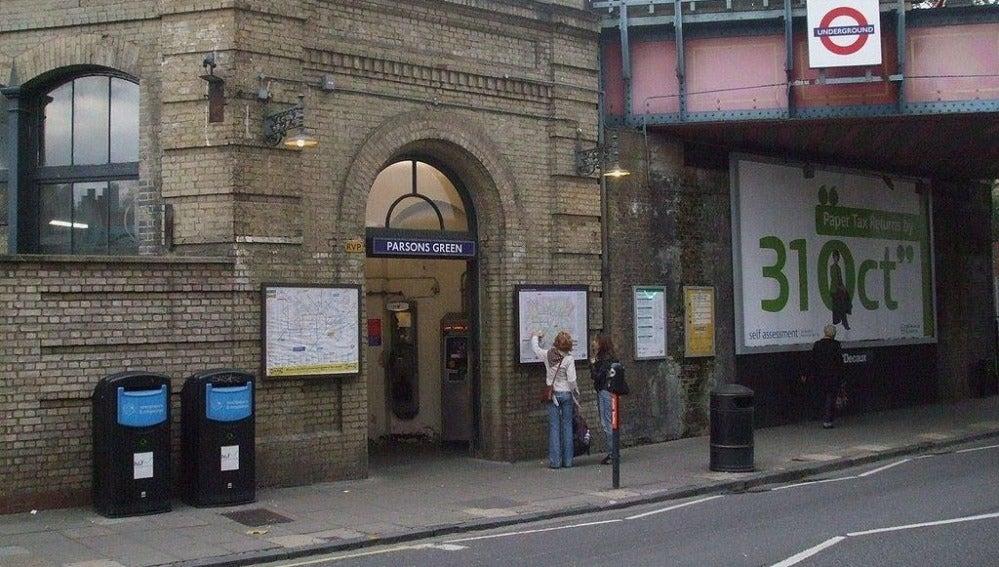 Estación de metro de Parsons Green