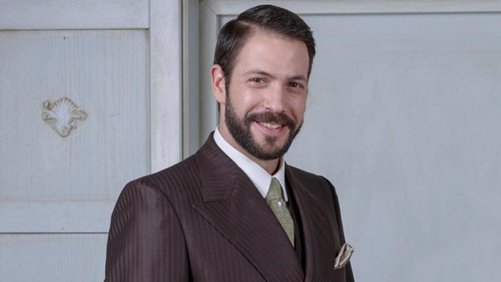 Chico García es Severo Santacruz