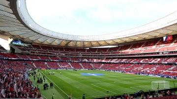 El Wanda Metropolitano
