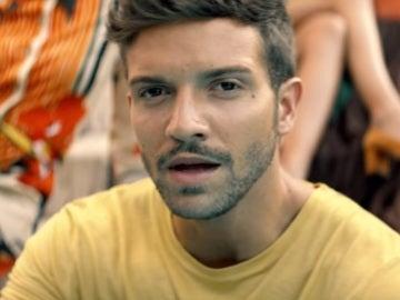 Pablo Alborán, en su videoclip 'No vaya a ser'